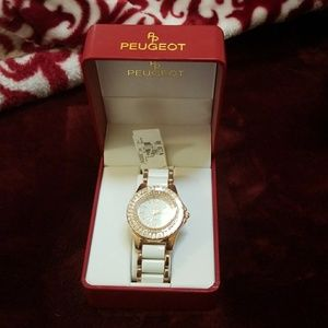 NWT peugeot watch